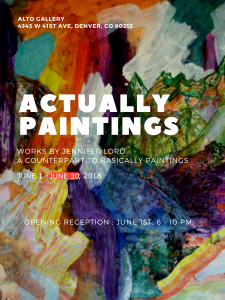 ACTUALLY PAINTINGS